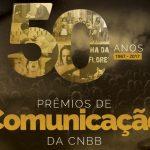 Terminam dia 31/12 inscrições para Prêmios de Comunicação da CNBB
