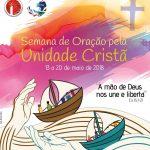 Conic divulga tema e cartaz da Semana de Oração pela Unidade dos Cristãos