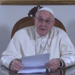 """Papa aos indígenas: """"Sejam corajosos diante dos desafios que os circundam"""""""