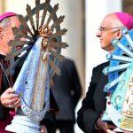 Troca de imagens da Virgem de Luján fortalece paz entre Argentina e Inglaterra
