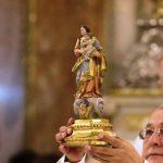 Imagem de Nossa Senhora de Nazaré segue para Encontro Internacional