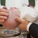 Datas para o batismo
